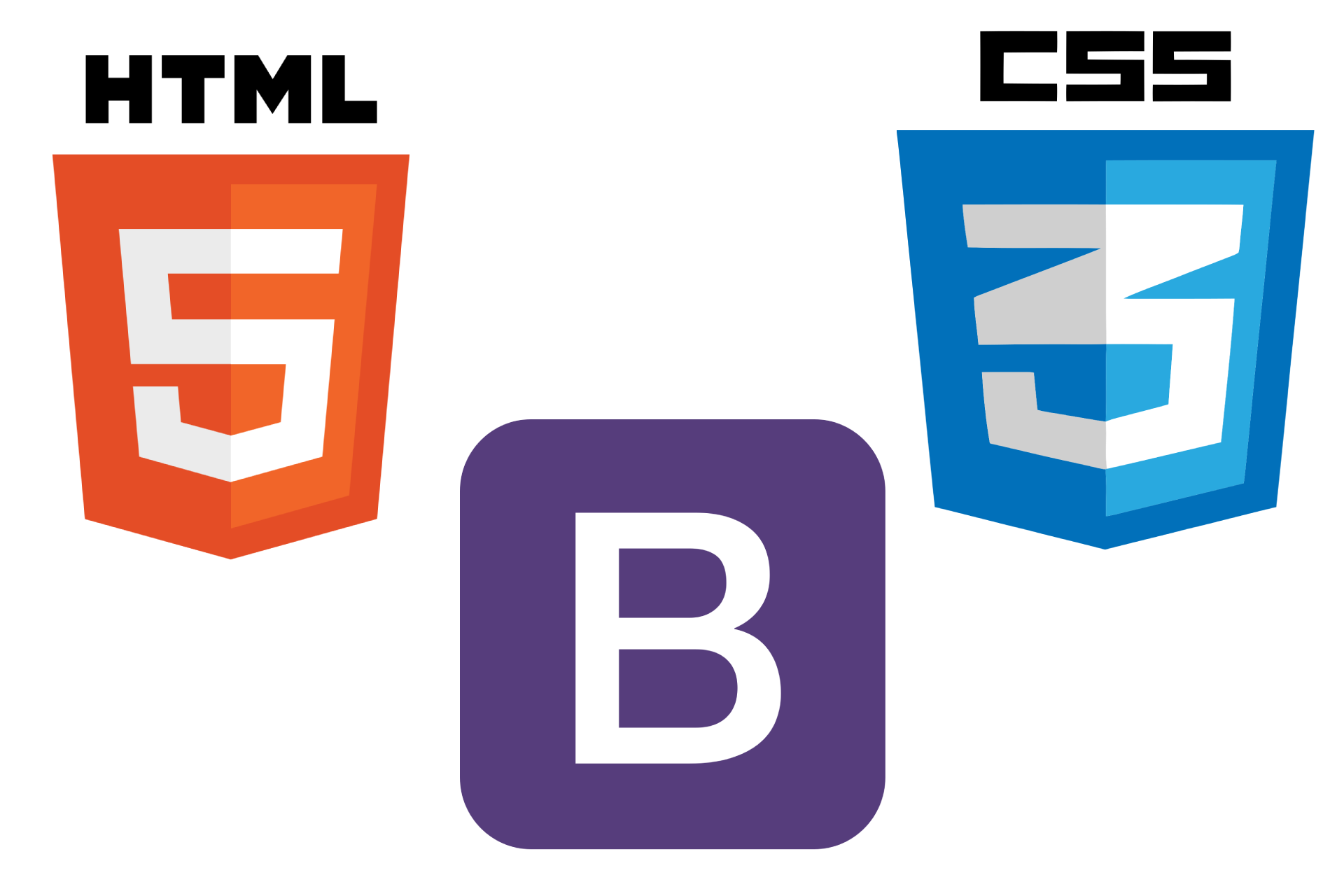 HTML CSS BOOTSTRAP